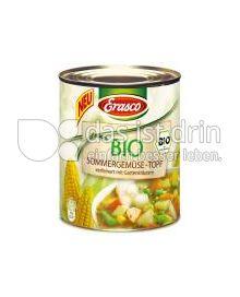 Produktabbildung: Erasco Bio Sommergemüse-Topf