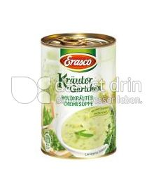 Produktabbildung: Erasco Kräutergärtchen Wildkräuter-Cremesuppe
