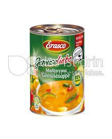 Produktabbildung: Erasco Gemüseliebe Mediterrane Gemüsesuppe 390 ml
