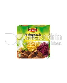Produktabbildung: Erasco Rindergulasch 480 g