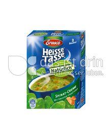 Produktabbildung: Erasco Heisse Tasse Spinat-Creme 3 St.