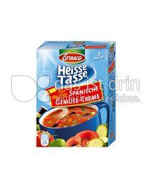 Produktabbildung: Erasco Heisse Tasse Spanische Gemüse-Creme 3 St.