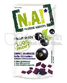Produktabbildung: N.A! Nature Addicts Frucht Snack 30 g