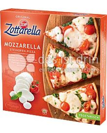 Produktabbildung: Zottarella Mozzarella Steinofen Pizza 150 g