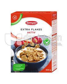 Produktabbildung: Semper glutenfrei Extra Flakes Aktiv 300 g