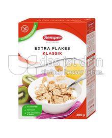 Produktabbildung: Semper glutenfrei Extra Flakes Klassik 300 g