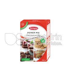 Produktabbildung: Semper glutenfrei Feiner Mix 500 g