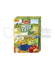 Produktabbildung: Erasco Heisse Tasse Bio Buntes Gemüse 2 St.