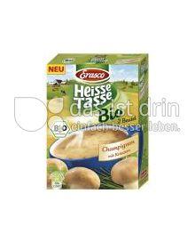 Produktabbildung: Erasco Heisse Tasse Bio Champignon 2 St.