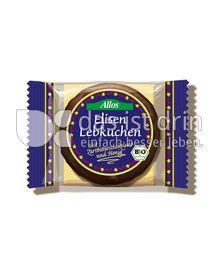 Produktabbildung: Allos Elisen Lebkuchen 50 g
