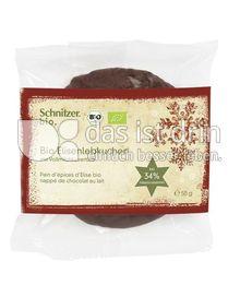 Produktabbildung: Schnitzer bio Elisenlebkuchen Vollmilch 50 g