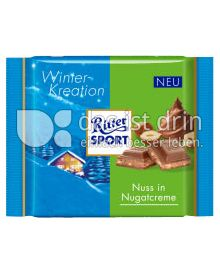 Produktabbildung: Ritter Sport Nuss in Nugatcreme 100 g