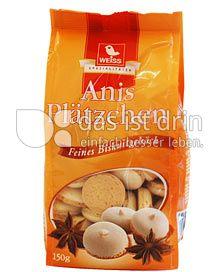 Produktabbildung: Weiss Anis Plätzchen 150 g