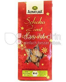 Produktabbildung: Alnatura Schoko Zimt Mandeln 100 g