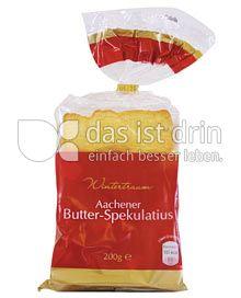 Produktabbildung: Wintertraum Aachener Butter-Spekulatius 200 g