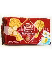 Produktabbildung: Lambertz Aachener Butter Spekulatius 200 g