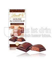 Produktabbildung: Lindt Mousse Tafel Zimt-Feinherb 140 g