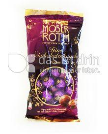 Produktabbildung: Moser Roth Feine Schokoladenkugeln 150 g