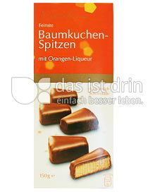 Produktabbildung: Wintertraum Baumkuchen-Spitzen 150 g