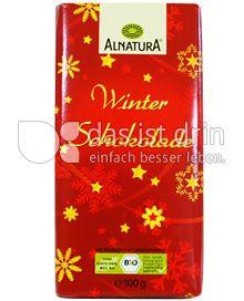 Produktabbildung: Alnatura Winter Schokolade 100 g