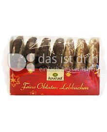 Produktabbildung: Alnatura Feine Oblaten Lebkuchen 200 g