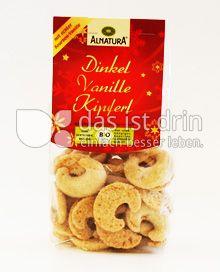 Produktabbildung: Alnatura Vanillekipferl 150 g