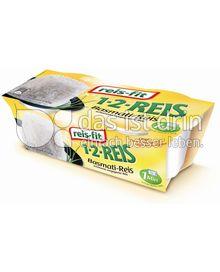 Produktabbildung: reis-fit 1-2-REIS Basmati-Reis 250 g