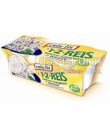 Produktabbildung: reis-fit 1-2-REIS Spitzen-Langkorn & Wildreis 250 g