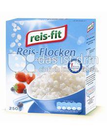 Produktabbildung: reis-fit Reis-Flocken 250 g