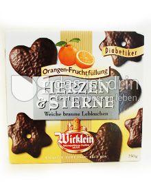 Produktabbildung: Wicklein Herzen & Sterne 250 g