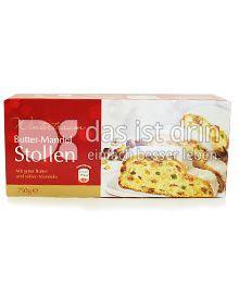 Produktabbildung: Wintertraum Butter-Mandel Stollen 750 g