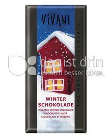 Produktabbildung: VIVANI Winter Schokolade 100 g