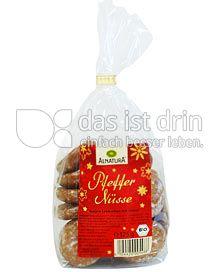 Produktabbildung: Alnatura Pfeffer Nüsse 125 g