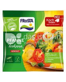 Produktabbildung: FRoSTA Gemüse Pfanne Toskana 480 g