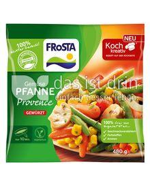 Produktabbildung: FRoSTA Gemüse Pfanne Provence 480 g