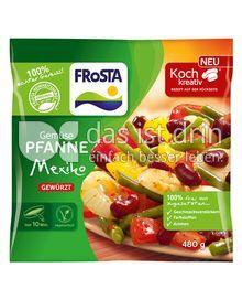 Produktabbildung: FRoSTA Gemüse Pfanne Mexiko 480 g