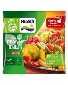Produktabbildung: FRoSTA Gemüse Pfanne Balkan 480 g