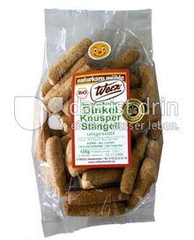 Produktabbildung: Werz Dinkel-Knusper-Stängeli 125 g