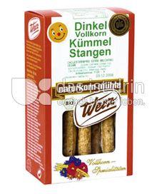 Produktabbildung: Werz Dinkel-Kümmel-Stangen 125 g