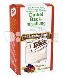 Produktabbildung: Werz Dinkel-Backmischung 500 g