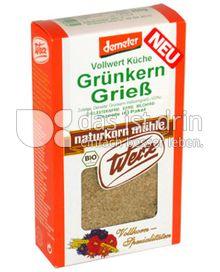 Produktabbildung: Werz Grünkern-Grieß 250 g
