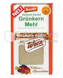 Produktabbildung: Werz Grünkern-Mehl 250 g