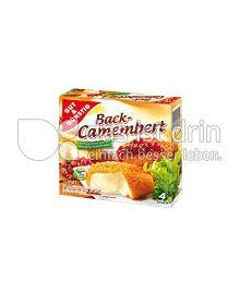 Produktabbildung: Gut & Günstig Back-Camembert 300 g