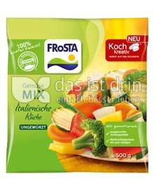 Produktabbildung: FRoSTA Gemüse Mix Italienische Küche 500 g