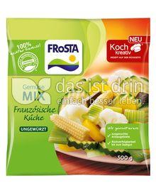Produktabbildung: FRoSTA Gemüse Mix Französische Küche 500 g