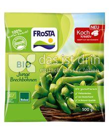 Produktabbildung: FRoSTA Bioland junge Brechbohnen 500 g