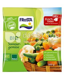 Produktabbildung: FRoSTA Bioland Sommer-Gemüse 500 g