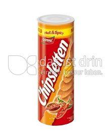 Produktabbildung: Lorenz Chipsletten Hot & Spicy 170 g