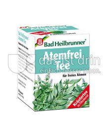 Produktabbildung: Bad Heilbrunner® Atemfrei Tee 8 St.
