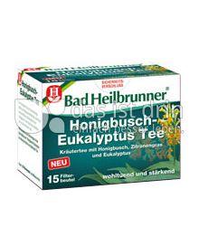 Produktabbildung: Bad Heilbrunner® Honigbusch-Eukalyptus Tee 15 St.